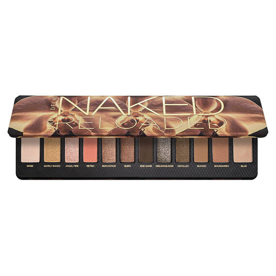 NAKED RELOADED PALETTE | URBAN DECAY COSMETICS