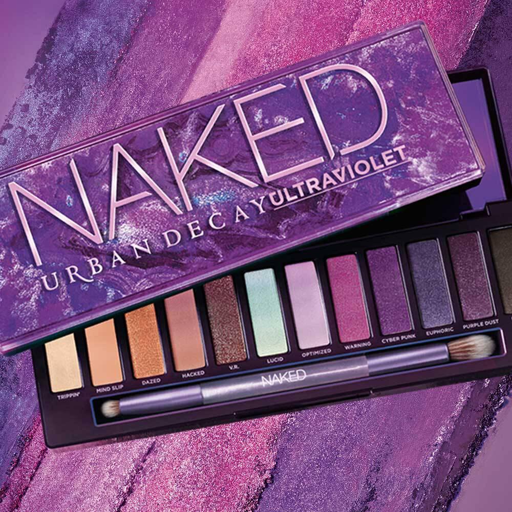 Buy Urban Decay Naked Cherry Eyeshadow Palette online in