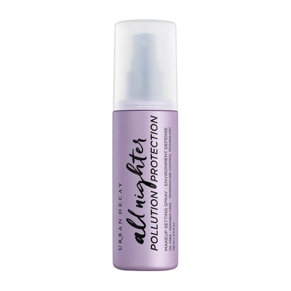 All Nighter Pollution Protection Environmental Defense Makeup Setting Spray | Urban Decay Cosmetics