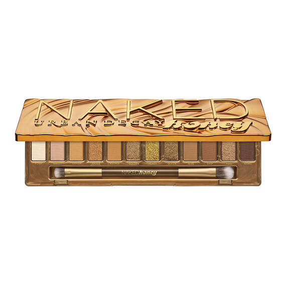 Naked Honey Palette in color
