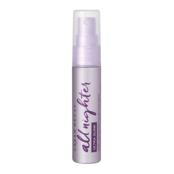 All Nighter Travel Size Ultra Glow Setting Spray in color