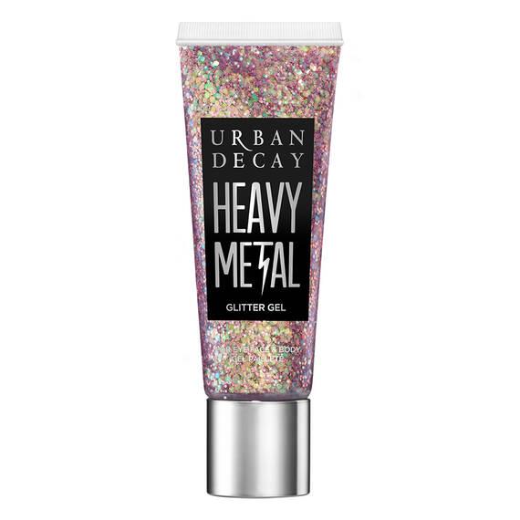 Heavy Metal Glitter Gel in color Saturday Stardust