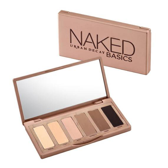 Naked Basics in color