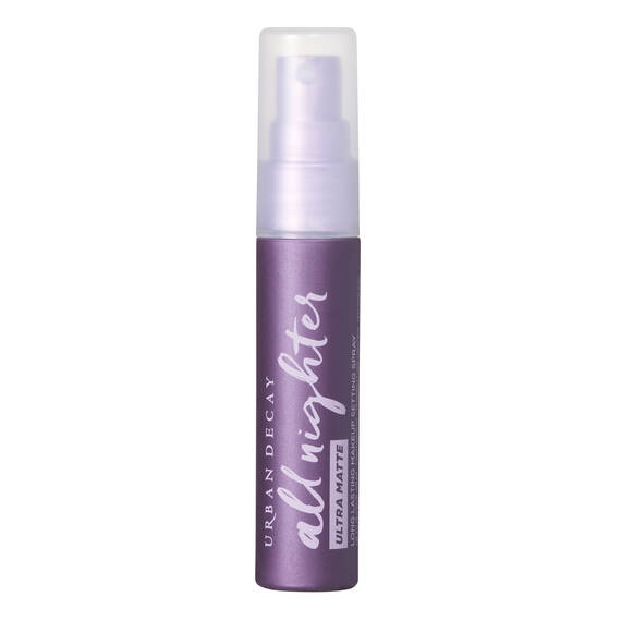Travel-Size All Nighter Ultra Matte Setting Spray in color