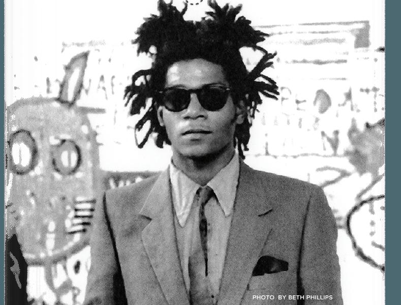About Jean-Michel Basquiat